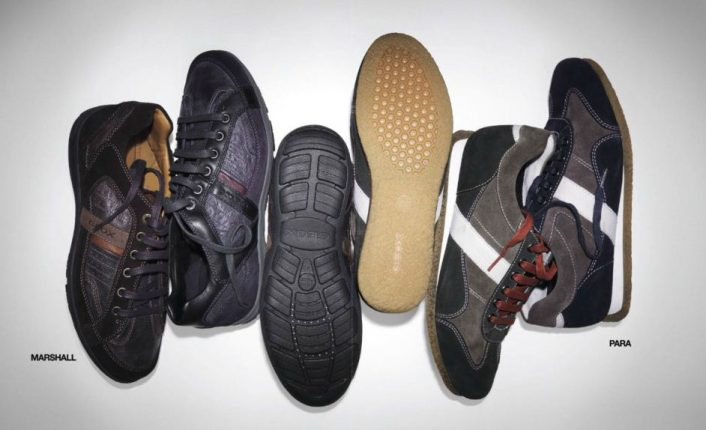 Sneakers Geox Uomo Autunno Inverno