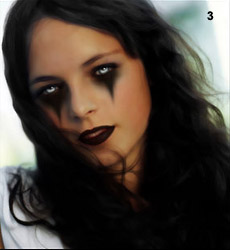 Trucco-gotico-Halloween-Gothic-Make-Up-video