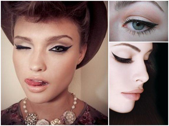 applicazione-eyeliner-anni-cinquanta