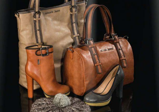 Armani Jeans borse e scarpe uomo donna autunno inverno - Borse ... 3dbc4f6fde7