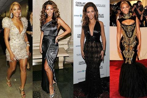 Beyonce-Dress