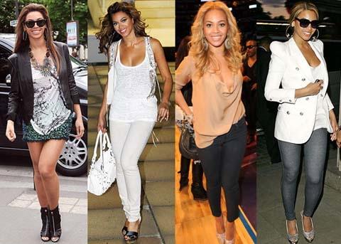 BeyonceFashionTrends