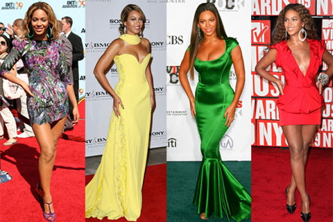 Beyonces-Dresses