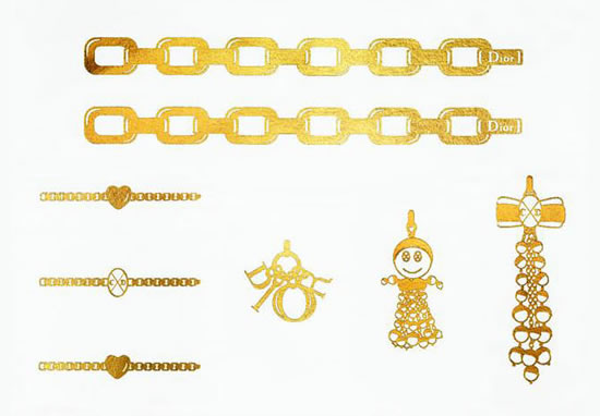 dior-golden-tatoo-oro