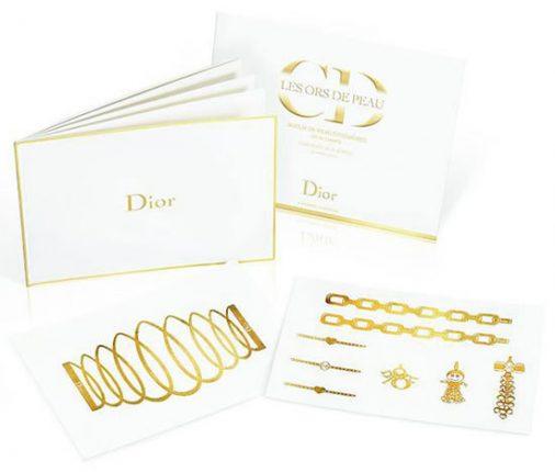 dior-golden-tatoo