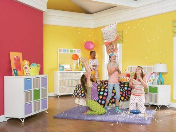 Camerette per bambini le proposte più colorate e divertenti FOTO ...
