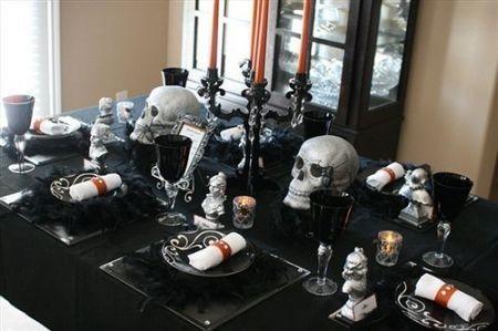 halloween-con-teschio