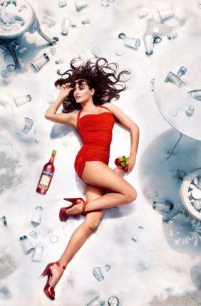 Calendario Campari 2013 Penelope Cruz Agosto