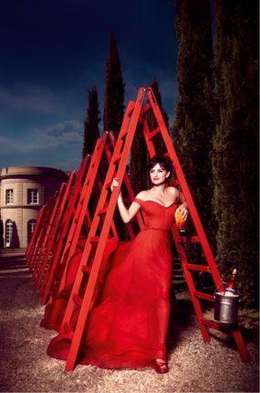 Calendario Campari 2013 Penelope Cruz Dicembre