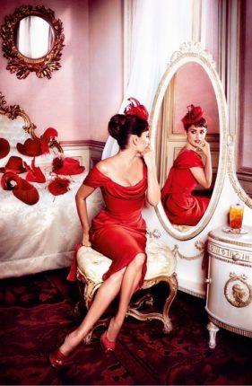 Calendario Campari 2013 Penelope Cruz Giugno