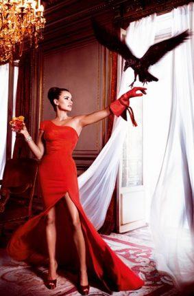 Calendario Campari 2013 Penelope Cruz Luglio