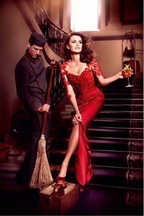 Calendario Campari 2013 Penelope Cruz Maggio