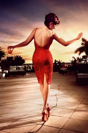 Calendario Campari 2013 Penelope Cruz Settembre