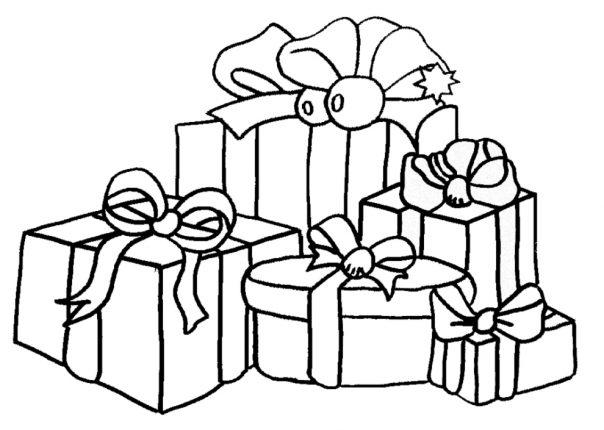 Disegni Di Natale Da Colorare 11