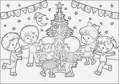 Disegni Di Natale Da Colorare 22