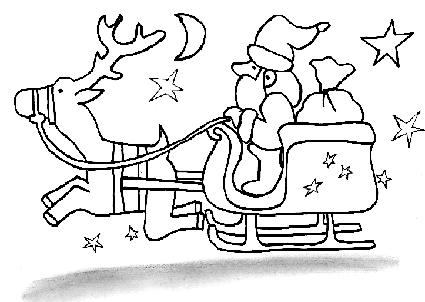 Disegni Di Natale Da Colorare 26