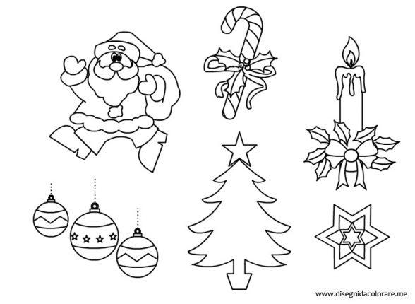 Disegni Di Natale Da Colorare 29