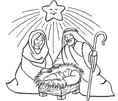 Disegni Di Natale Da Colorare 5