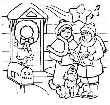 Disegni Di Natale Da Colorare 7