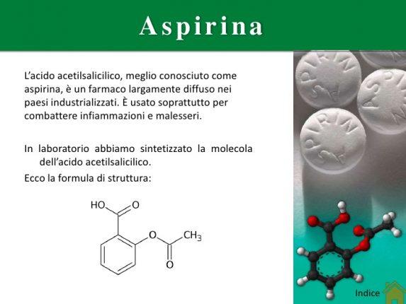Dove Si Trova Acido Acetilsalicilico