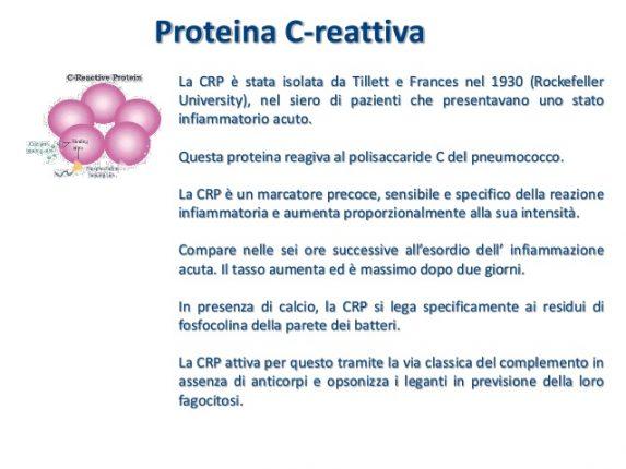Proteina C Reattiva