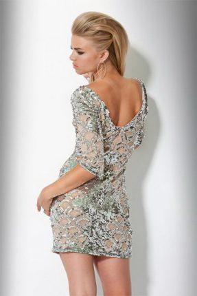abiti-da-cerimonia-cocktail-corti-sexy-argento