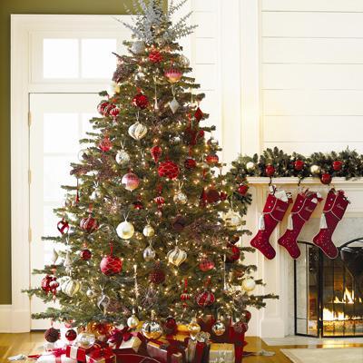 Albero Natale Clasico