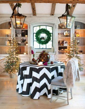 Decorazioni Natalizi Vintage Albero Di Natale