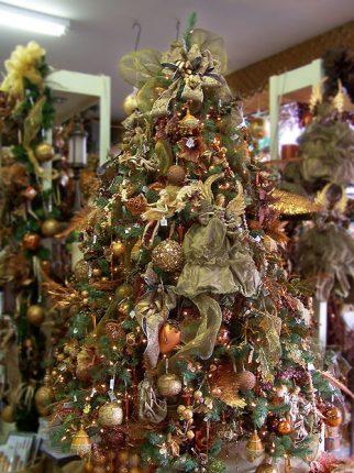 Nuove Tendenze Decorazioni Natale Albero