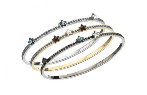 swarovski gioielli collezione inverno accessori