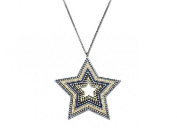 Swarovski Collezione Autunno Inverno 2012 Pendente Sultan Star