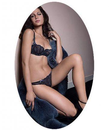Chantelle collezione intimo e lingerie sexy catalogo autunno inverno 2012 2013.