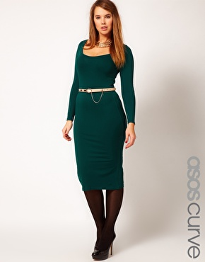 Outfit Capodanno Natale Curvy