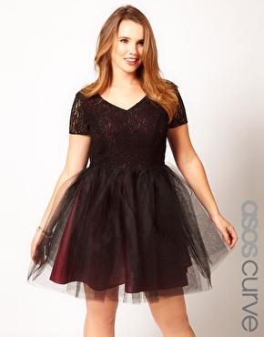 Outfit Plus Size Natale Capodanno