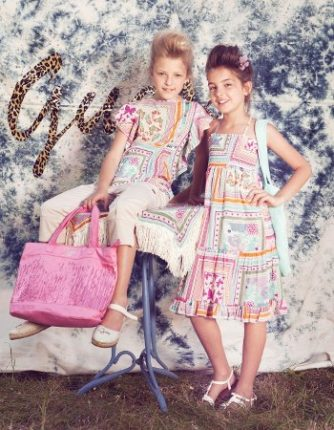 check out 35bae 39a00 Guess Kids bambini catalogo primavera estate - Moda Bambino ...