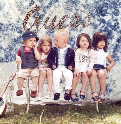 check out 7bb1c 99d0e Guess Kids bambini catalogo primavera estate - Moda Bambino ...