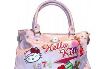 Hello Kitty borse Camomilla