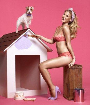 Passionata-lingerie-primavera-estate-2013-con-Bar-Refaeli