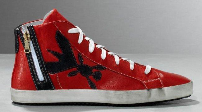 Sneakers Patrizia Pepe collezione primavera estate 2013 prezzo euro 168