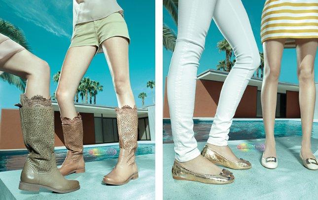 scarpe-Fornarina-primavera-estate-ballerine-stivali