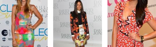 stampe e patterns tendenze moda 2013