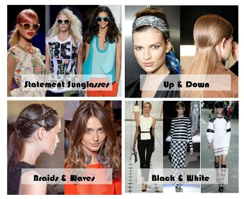tendenze moda nel 2013