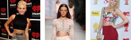 top e shorts tendenze moda 2013