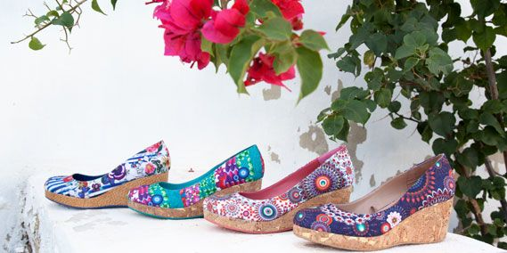 Desigual Shoes spring summer 2013