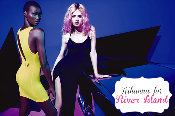 Rihanna River Island