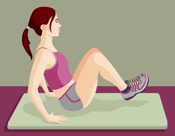 Sconfiggere dolori con esercizi