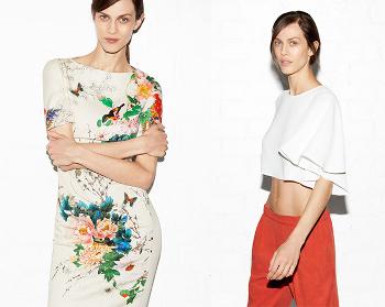 Zara abbigliamento 2013