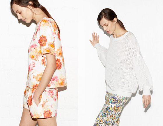Zara primavera estate 2013