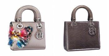 Borse Dior collezione accessori primavera estate 2013