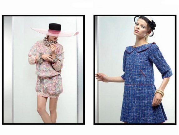 Chanel abbigliamento moda primavera estate 2013